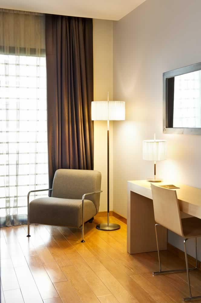 Авторский отель в центре Барселоны